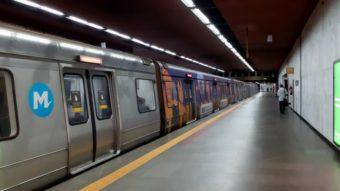 Metrô do Rio terá sinal 4G da Claro, Oi, TIM e Vivo em todas as linhas