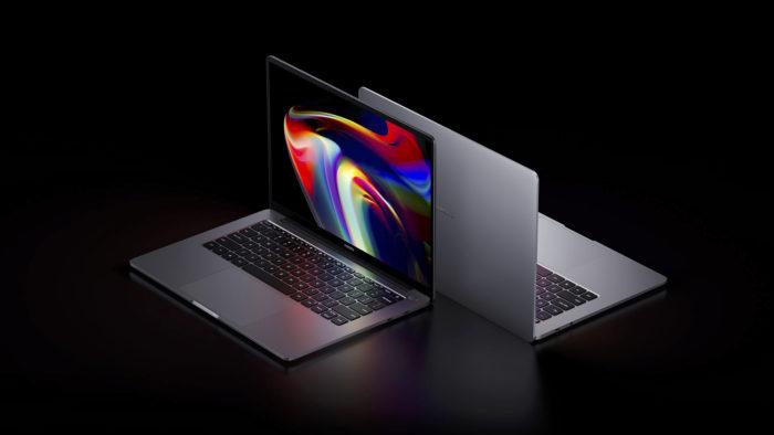 Xiaomi Mi Laptop Pro de 14 polegadas (Imagem: Divulgação/Xiaomi)