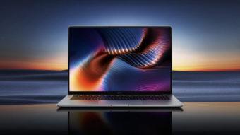 Mi Laptop Pro tem tela OLED 3,5K e Intel Core de 11ª geração