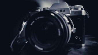 Como usar uma câmera Fuji como webcam