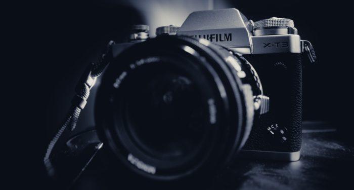 câmera fuji webcam