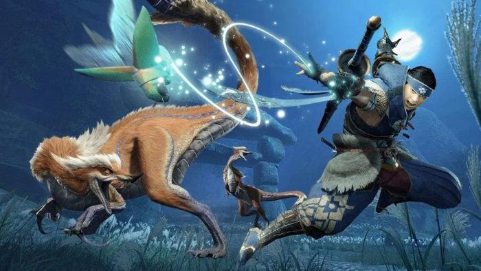 Monster Hunter Rise (Imagem: Divulgação/Capcom)