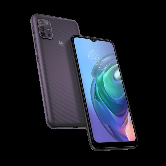 Motorola Moto G10 (Imagem: Divulgação/Motorola)