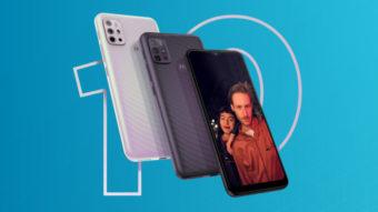 Motorola lança Moto G10 e G30 com câmera quádrupla no Brasil
