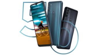 Moto G50 com Snapdragon 480 traz 5G para celulares mais em conta