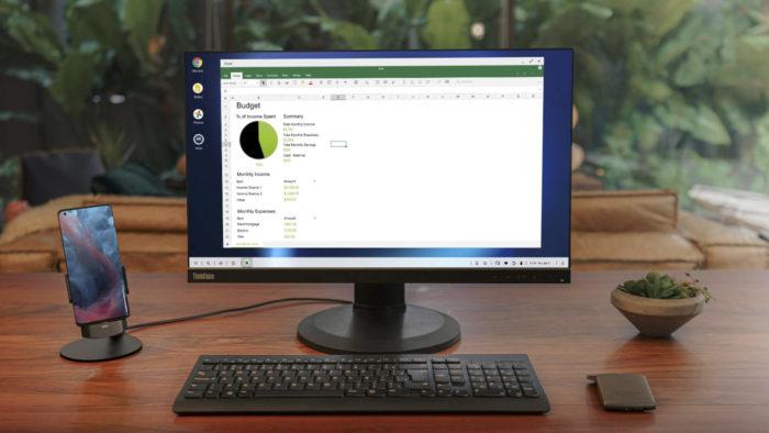 Motorola Edge+ recebe modo desktop com Ready For (Imagem: Divulgação/Motorola)