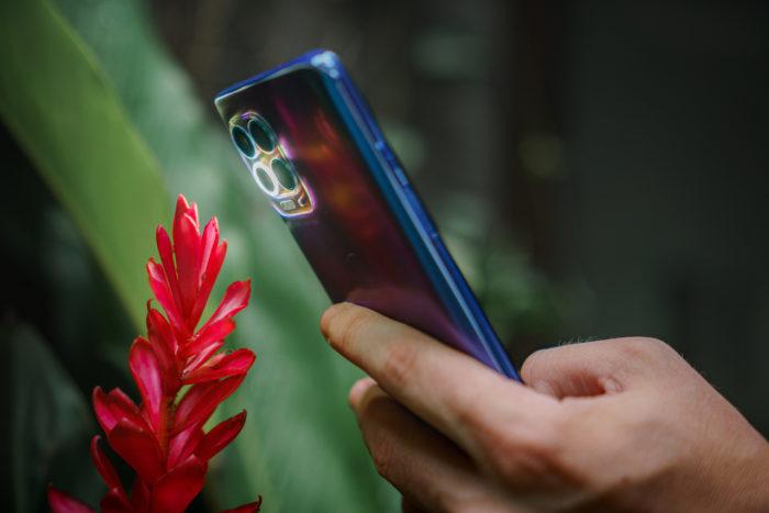 Motorola Moto G100 (Imagem: Divulgação/Motorola)