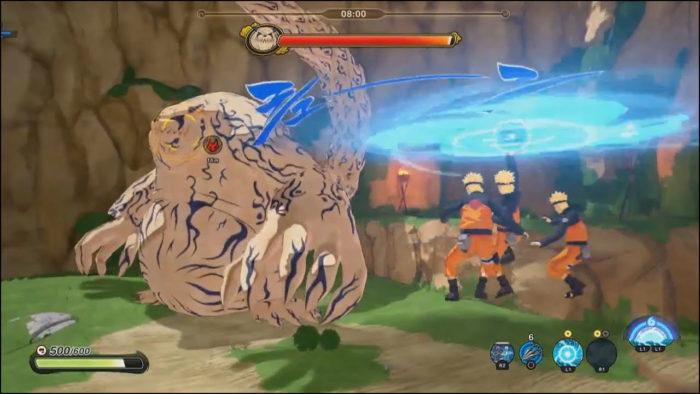 Naruto to Boruto: Shinobi Striker (Imagem: Reprodução/Soleil/Bandai Namco Games)