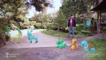 Pokémon GO é testado no headset Microsoft HoloLens 2 de realidade mista