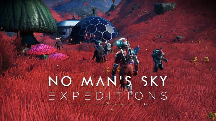 No Man's Sky Expeditions (Imagem: Divulgação/Hello Games)