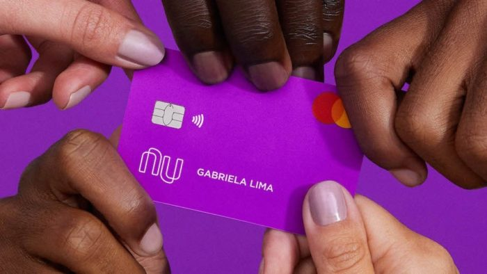 Cartão do Nubank (Imagem: Divulgação)