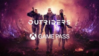 Outriders, da Square Enix, chega ao Game Pass no dia do lançamento