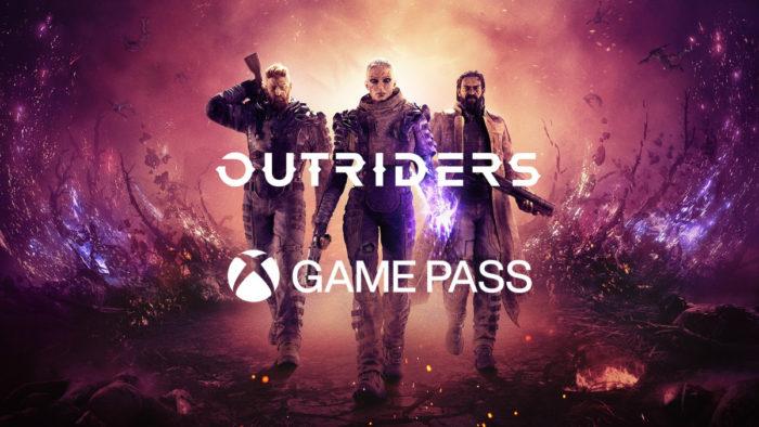 Outriders desembarca no Game Pass (Imagem: Divulgação/Xbox)