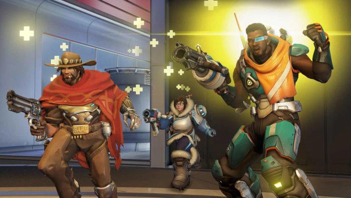 Overwatch (Imagem: Divulgação/Blizzard Entertainment)