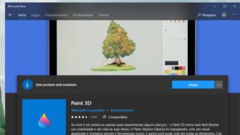 Windows 10 deixa de incluir Paint 3D e Visualizador 3D em novas instalações
