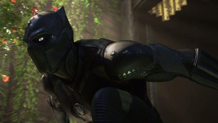 Pantera Negra chagará em Marvel's Avengers (Imagem: Divulgação/Square Enix)