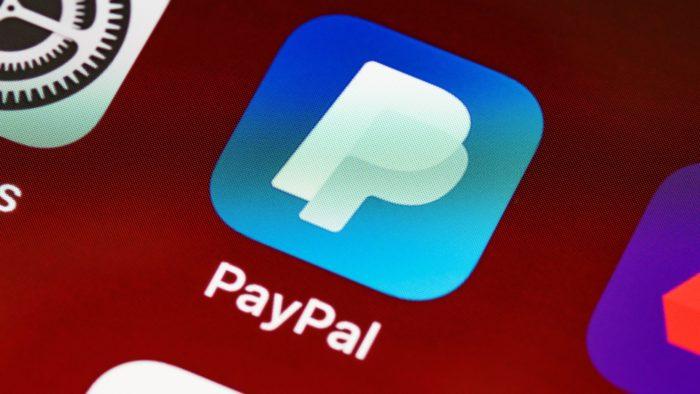App do PayPal (Imagem: Brett Jordan/Pexels)