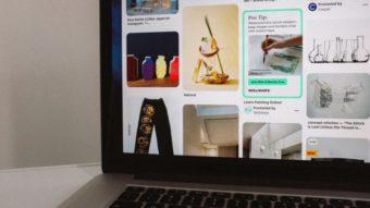 Como apagar o histórico e redefinir o feed do Pinterest