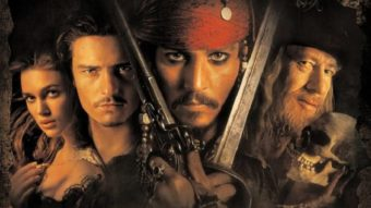 A ordem dos filmes Piratas do Caribe para maratonar no Disney+