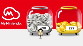Como funcionam os pontos de ouro do Nintendo Switch