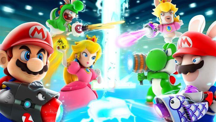 Mario + Rabbids Kingdom Battle é um dos jogos mais baratos (Imagem: Divulgação/Ubisoft)