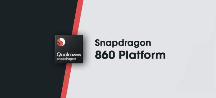 Qualcomm Snapdragon 860 (Imagem: divulgação/Qualcomm)