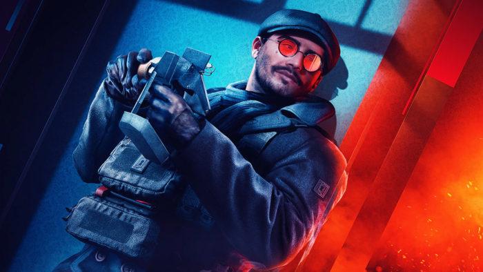 Operação Crimson Heist de Rainbow Six Siege traz novo operador Flores (Imagem: Divulgação/Ubisoft)