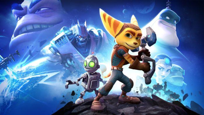 Ratchet & Clank está de graça no PS4 e PS5 (Imagem: Divulgação/Sony)
