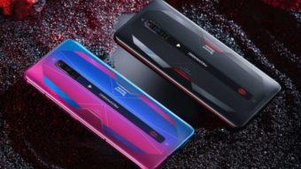 Nubia Red Magic 6 é um celular gamer com até 18 GB de RAM e tela de 165 Hz