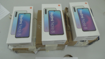 Leilão da Receita Federal tem celular Xiaomi a partir de R$ 220