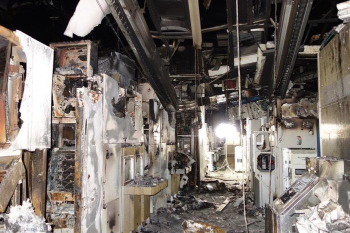 Incêndio atingiu a fábrica da Renesas Electronics em Tóquio (Imagem: Renesas Electronics)