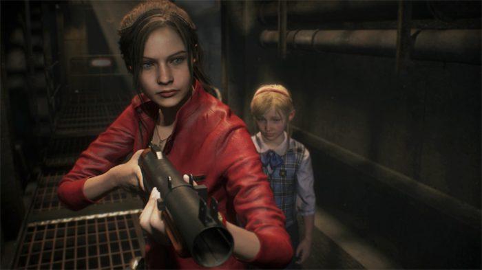 Novo filme de Resident Evil terá personagens clássicos (Imagem: Divulgação/Capcom)