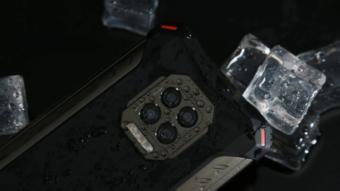 Doogee S86 é um celular resistente com bateria enorme de 8.500 mAh