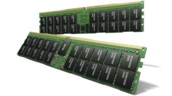 Samsung cria módulo de 512 GB de RAM DDR5