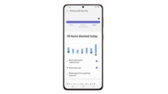 Samsung Internet 14 tem mais privacidade e otimização para dobráveis