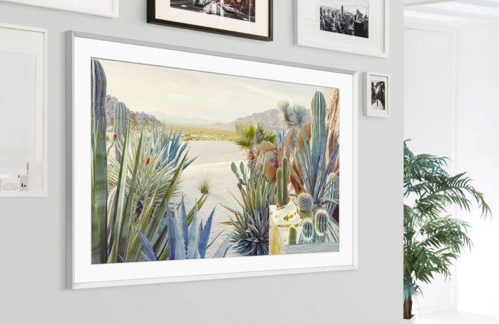 Samsung The Frame 2021 (Imagem: Divulgação/Samsung)