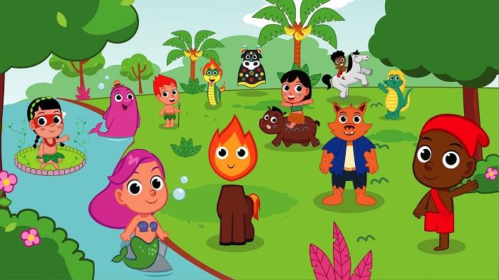 10 séries com personagens do folclore brasileiro no streaming / Amazon Prime Video / Divulgação
