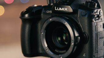 Como usar uma câmera Panasonic como webcam