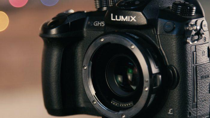 Câmera Panasonic Webcam