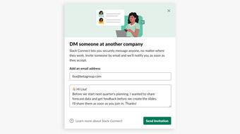 Slack libera DMs para outras empresas, mas recua após abusos