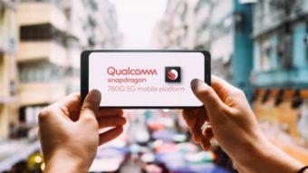 Snapdragon 780G 5G é um chip de 5 nm para celulares intermediários premium