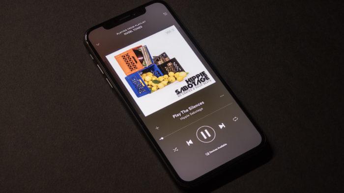 Aplicativo do Spotify (Imagem: Mildly Useful/Unsplash)