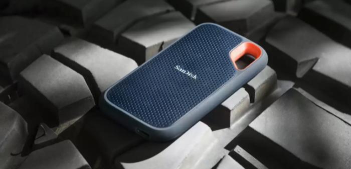 SSD Portátil SanDisk Extreme V2 (Imagem: Divulgação/SanDisk)