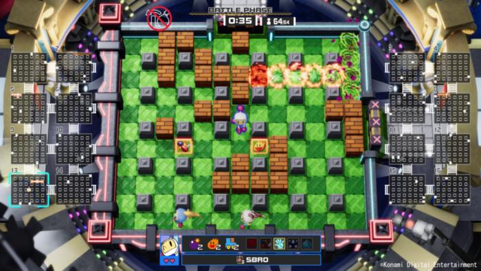 Super Bomberman R Online chega de graça nos consoles e PCs (Imagem: Divulgação/Konami)
