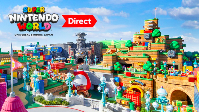 Super Nintendo World abre agora em março (Imagem: Divulgação/Nintendo)