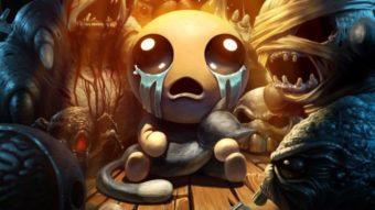 The Binding of Isaac: Repentance é confirmado para Switch, PS5 e PS4