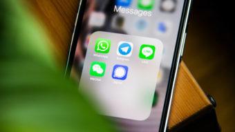 Downloads do Telegram e Signal aumentam até 1.090% com queda do WhatsApp