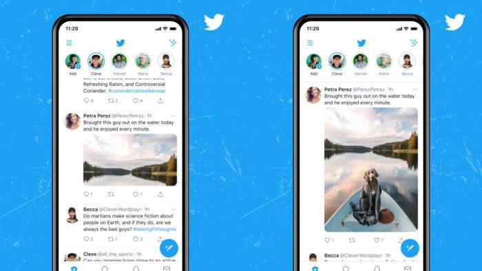 Twitter muda a forma de exibir prévia na timeline (Imagem: divulgação/Twitter)