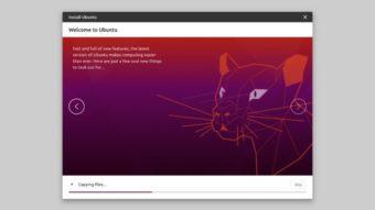 Ubuntu ganhará instalador mais moderno depois de 10 anos sem mudanças