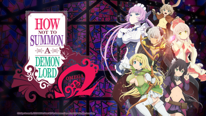 How NOT to Summon a Demon Lord Ω (2ª Temporada)